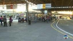 Greve dos motoristas de ônibus em Sorocaba é mantida nesta sexta-feira
