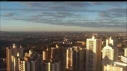Confira a previsão do tempo para Goiás