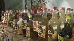 Moradora do bairro de Novo Horizonte faz um licor famoso há 30 anos