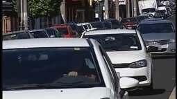 Venda de carros segue em crescimento em Uberaba