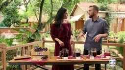 Especialista explica a diferença entre refresco, néctar e suco de uva