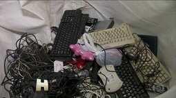 Amantes de jogos e tecnologia incentivam a redução de lixo eletrônico