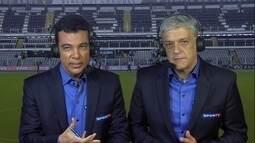 Ivan Andrade elogia organização tática do Sport e que Santos não foi bem