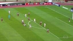 Melhores momentos: São Paulo 1 x 1 Fluminense pela 10ª rodada do Brasileirão