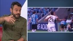 Eric Faria diz que Cássio é o melhor goleiro do Brasil atualmente
