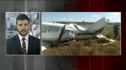 Piloto de avião com 653kg de cocaína diz que decolou de fazenda da família de Maggi