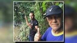 Imagens mostram que piloto Peninha estava bem antes de resgate frustrado em Roraima