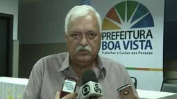 Prefeitura de Boa Vista apresenta estudo para implantação de usina de geração de energia