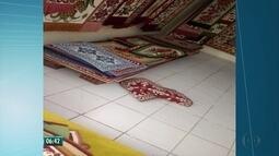 Polícia encontra parte dos tapetes roubados de associação de artesãs da Mata Norte