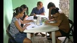 Com escola em reforma, alunos estão sem aulas em Ananindeua