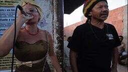 Pelo Cariri mostra um casal muito especial da cidade do Crato.