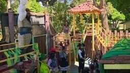 Parte 1: Programa começa direto da Cidade da Criança