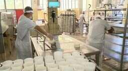 Maior cooperativa de leite do Sul do ES tem queda na captação