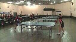 Equipe do Vale do Ribeira se destaca no tênis de mesa
