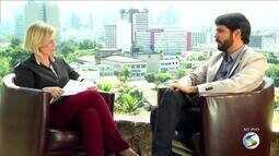 RJTV entrevista prefeito de Volta Redonda - parte I