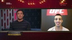 Thomas Almeida diz que está ansioso para lutar contra Jimme Rivera no UFC Long Island