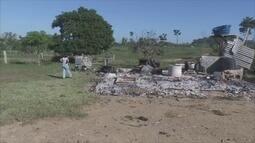 Grupo é detido após invadir fazenda e entrar em conflito com a PM em Cujubim
