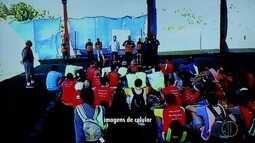 Defesa Civil em Petrópolis, RJ, inicia campanha educativa para prevenção de queimadas