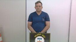 Foragido da Justiça do Pará é preso em Manaus após denúncia anônima