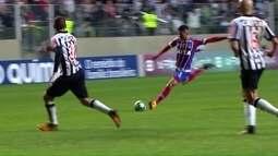 Melhores Momentos de Atlético-MG 0 x 2 Bahia pela 15ª rodada do Campeonato Brasileiro
