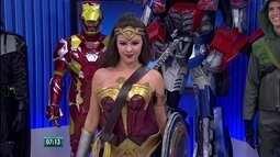 Feira Supercon reúne cosplayers e amantes da cultura geek em Olinda