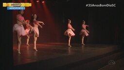 Festival de Dança de Joinville reúne pessoas do país inteiro; programação continua