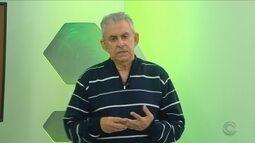 Roberto Alves fala sobre a situação do Figueira depois da derrota para o América-MG