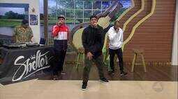 """Rap regional """"Saudosa Maloca"""" estreia estilo musical no É Bem Mato Grosso"""