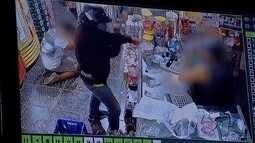 Vítima luta com suspeito durante assalto e leva tiro na perna em Campo Grande