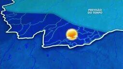 Confira como fica o tempo neste domingo (23)