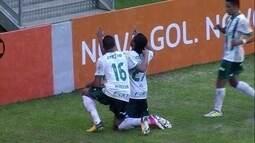 Os gols de Sport 0 x 2 Palmeiras pela 16ª rodada do Brasileirão