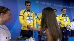 Brasil consegue resultado histórico no Mundial de Esportes Aquáticos na Hungria