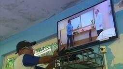 Hospital Correia Picanço recebe doação de kits conversores