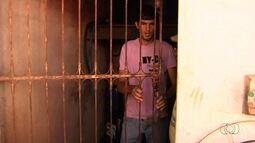 Moradores relatam medo após assaltos em Goiânia