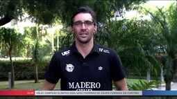 Giba comenta projeto de nova equipe de vôlei feminino em Curitiba