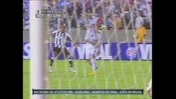 Botafogo tem bom histórico diante do Atlético-MG na Copa do Brasil