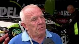Chefe de equipe Mauro Vogel já revelou grandes talentos em 40 anos de Stock Car