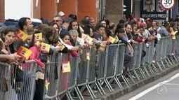 Desfile cívico comemora o aniversário de Sorocaba