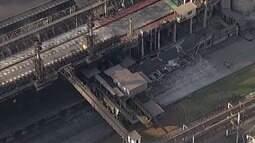 Duas pessoas morrem após explosão em usina da Gerdau, em Ouro Branco