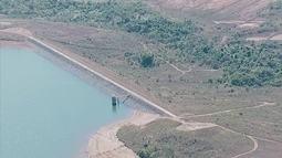 Ordem é economizar água por causa da seca