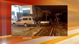 Homem é morto a tiros na linha do trem em Sorocaba