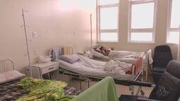 Pacientes criticam falta de leito em hospital de RR
