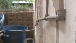 Alunos criam sistema de reaproveitamento de água