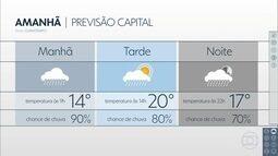 Confira a previsão do tempo para a sexta-feira (18) em São Paulo