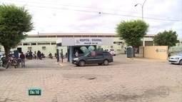 Polícia investiga assassinato ocorrido em hospital no Sertão
