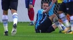 Grêmio negocia com o Atlético de Madrid possível transferência de Luan