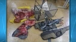 Após denúncias, polícia prende homem suspeito de caça predatória em Buritis