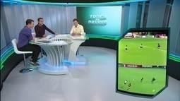 Vídeo compara gol de Vinícius Jr. com o de Romário em 1993 contra o Uruguai