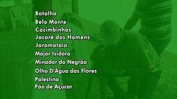 Força-tarefa da imunização contra a brucelose vai passar por 10 cidades de Alagoas