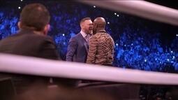 Provocações e muita ansiedade: A história da luta épica entre Mayweather e McGregor